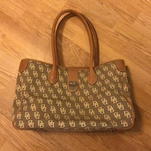 Dooney and Bourke Long Handle Tote